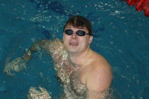 Тестовое занятие в бассейне - бесплатно